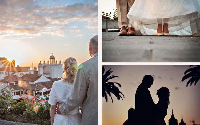 tenerife canary island wedding photo shoot