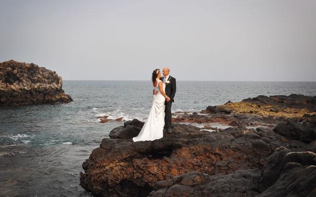 weddings tenerife canary islands after wedding photo shoot