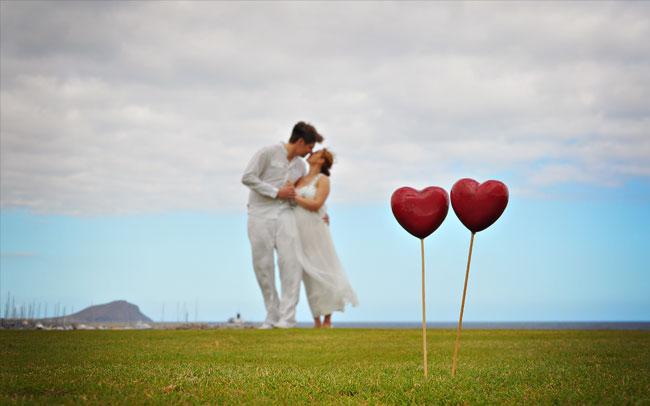 tenerife wedding photographs canary islands spain