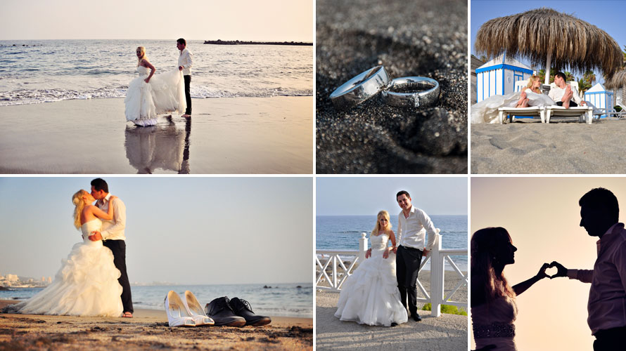 professional wedding photographer tenerife