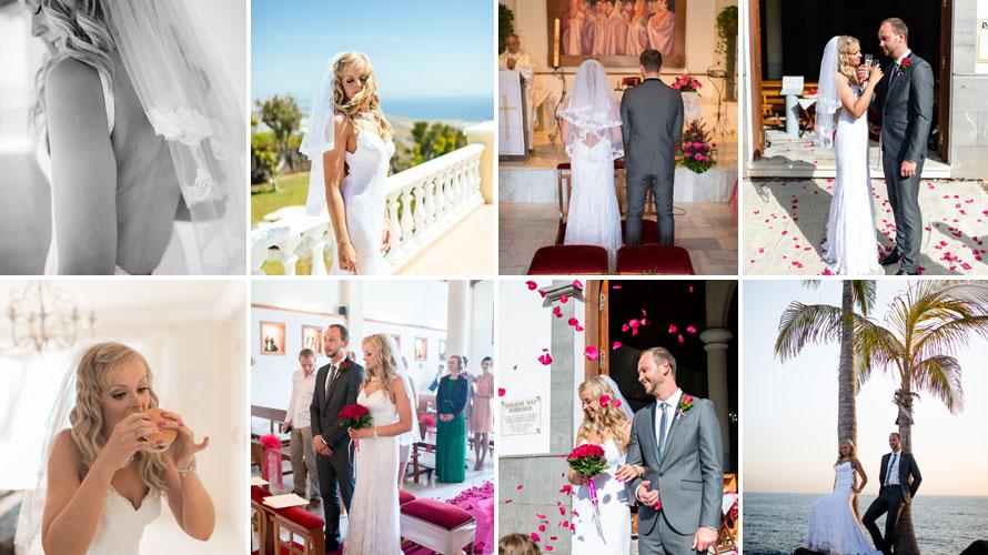 mount teide wedding photoshoot