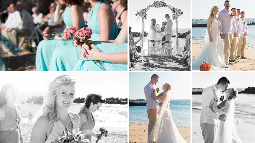 wedding photoshoot in Tenerife