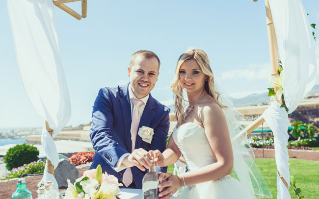 wedding canary islands tenerife