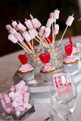 candy bar for your wedding