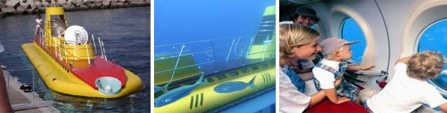 Tenerife submarine