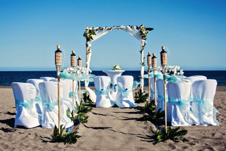 beach wedding tenerife
