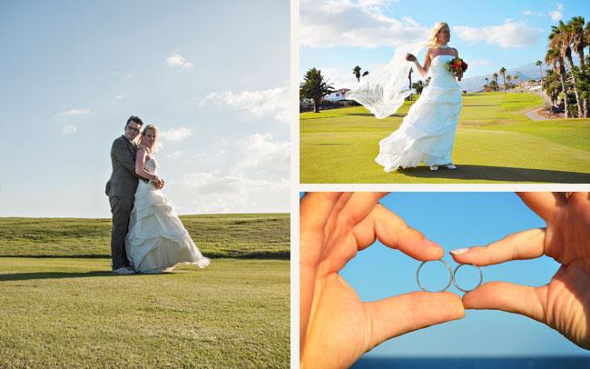 boda foto despues de la boda