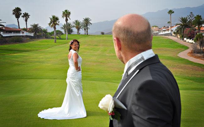 bodas islas canarias playa despues de la boda