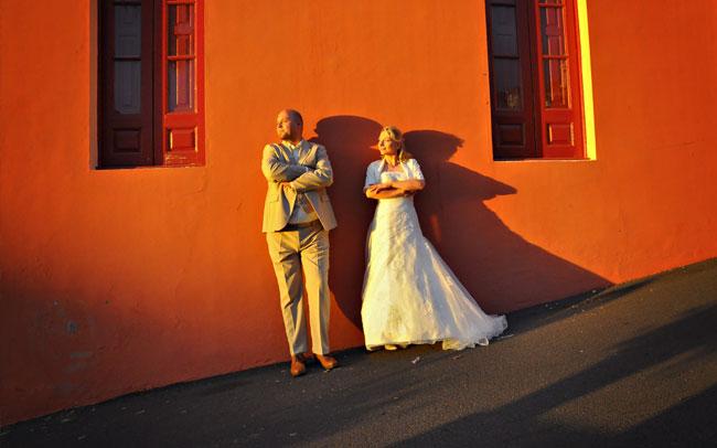 sesión de fotos después de la boda tenerife islas canarias