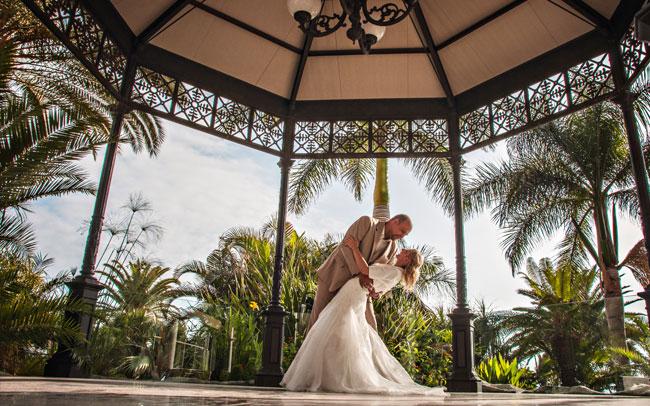 sesión de fotos boda tenerife islas canarias