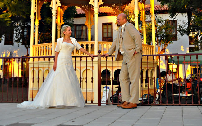 sesion de fotos boda tenerife islas canarias