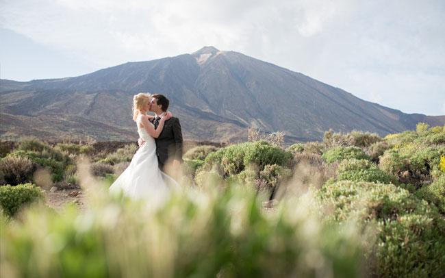 Boda Islas Canarias Tenerife