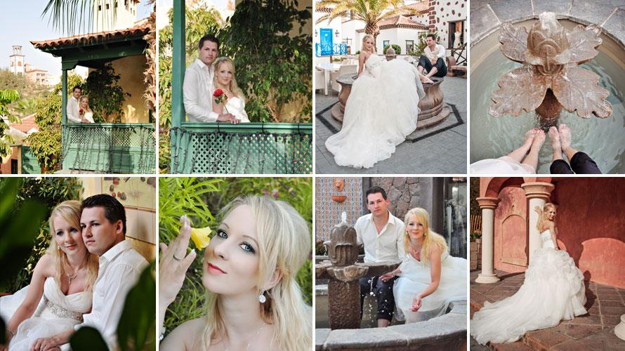 fotógrafo de bodas profesional tenerife