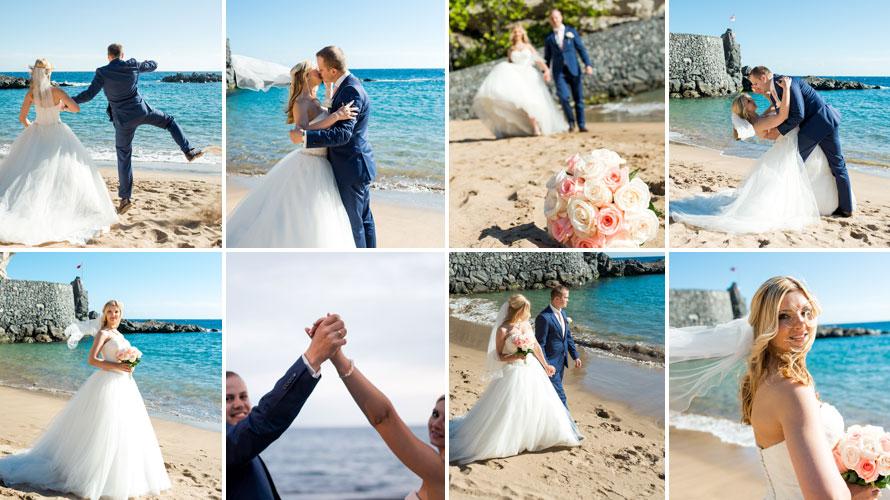 islas canarias fotografía de bodas