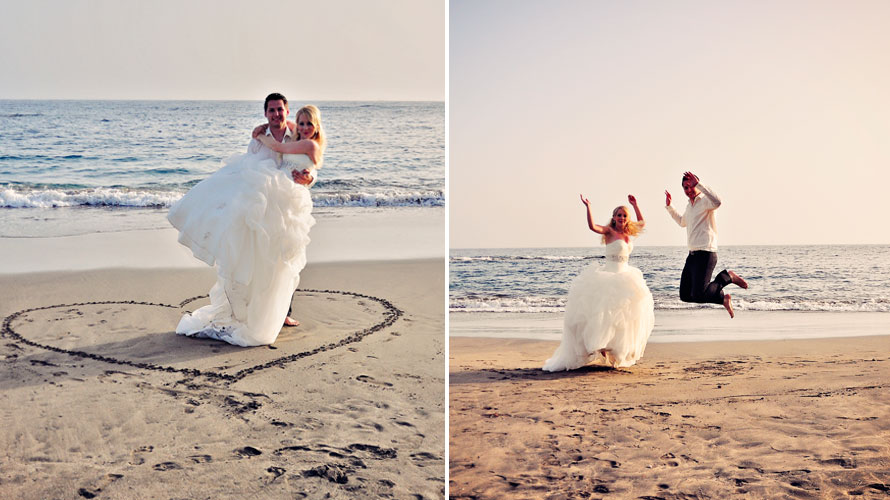 mejor fotografo de bodas tenerife
