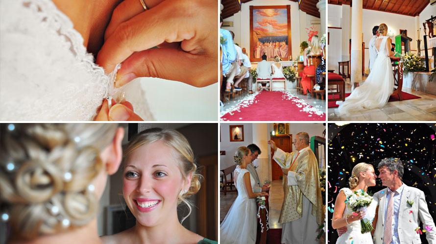 sesión de fotos de bodas en las playas de Tenerife