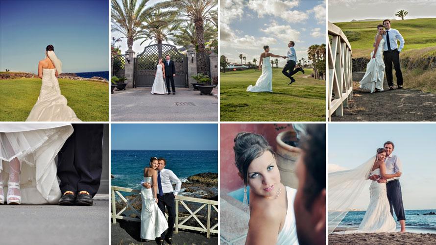tenerife fotos de boda canary island
