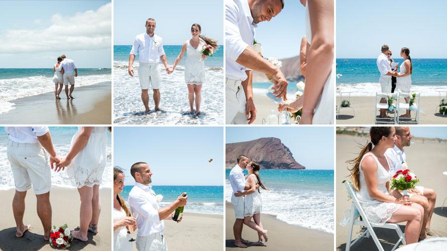 tenerife sur bodas fotógrafo