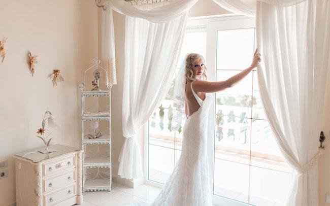professional photographer of weddings in Tenerife