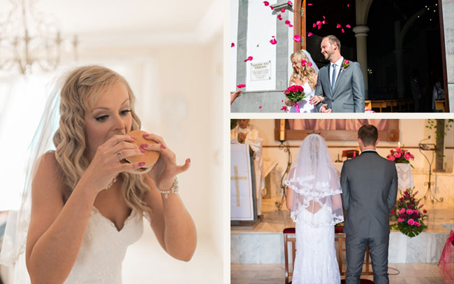 professional photographer of weddings in tenerife canary islands