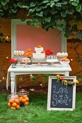 wedding candy bar tenerife