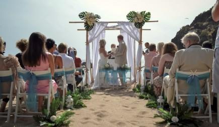 Tenerife Beach Wedding