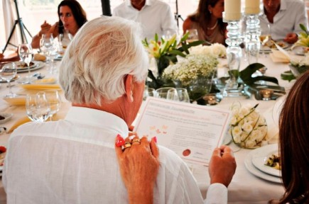 Renewal of vows in Tenerife
