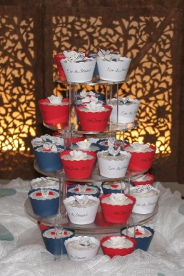 cupcakes in tenerife for wedding