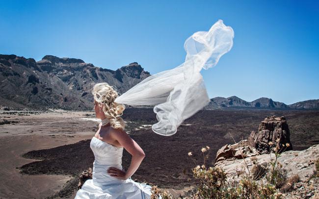 after wedding hochzeitsfotos auf den kanaren teneriffa