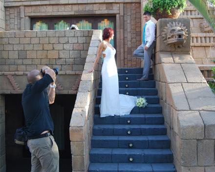 Hochzeitsfotografie Teneriffa